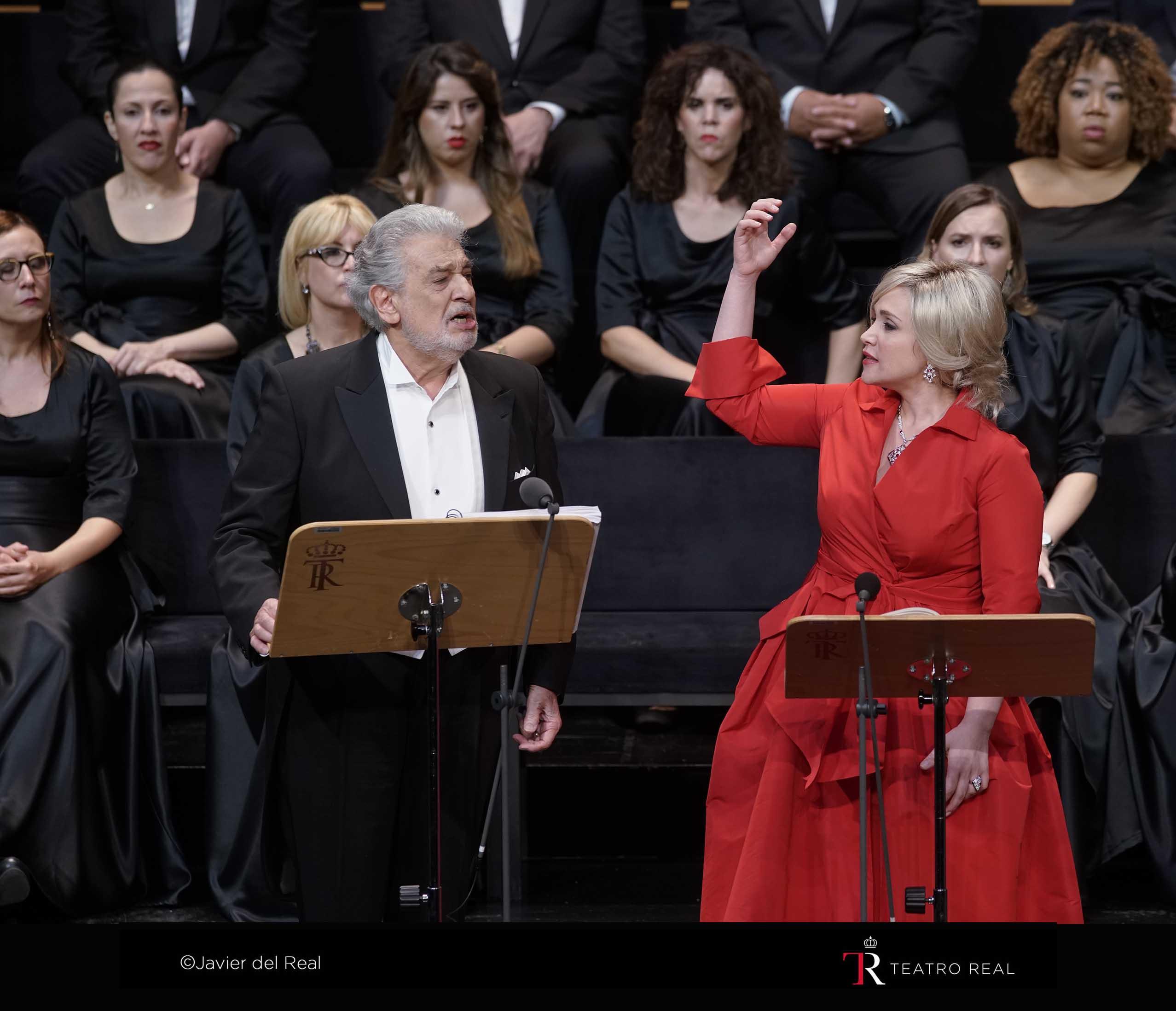 Giovanna d'Arco en el Teatro Real