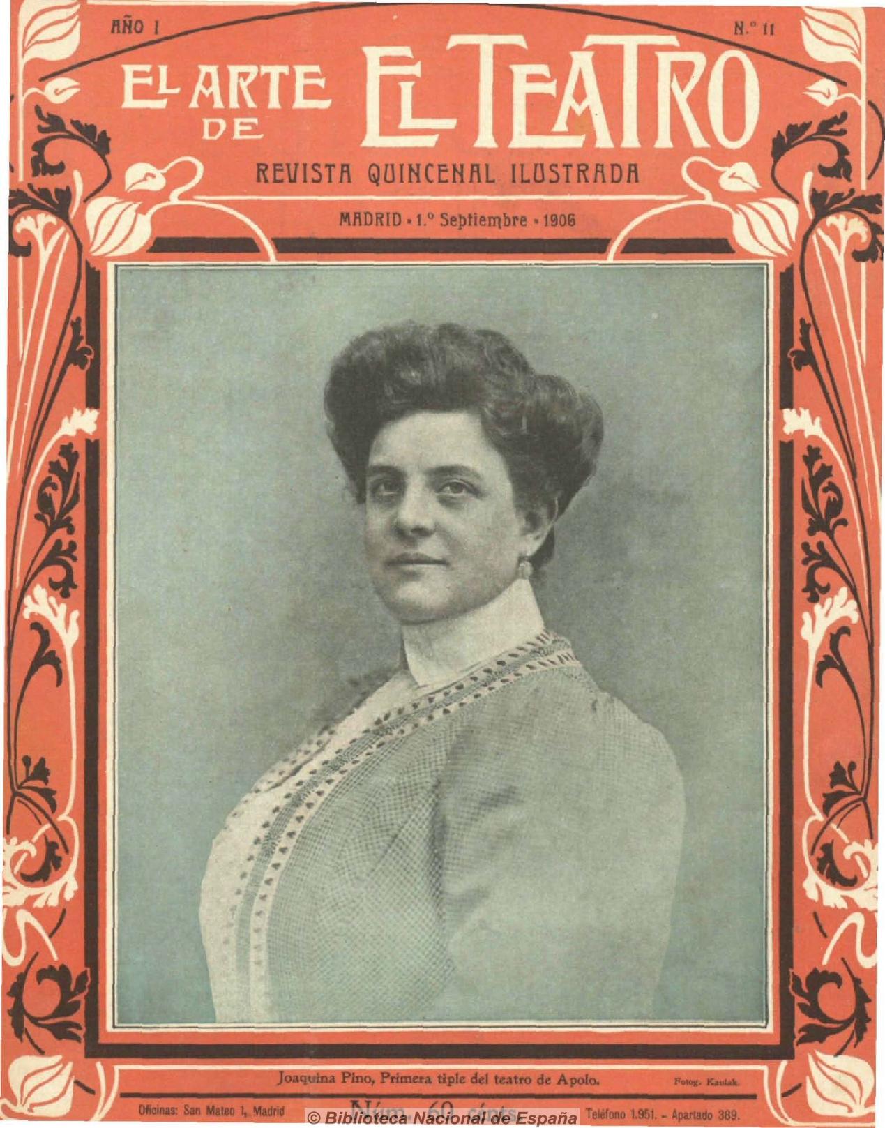 Joaquina Pino