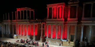 Samson y Dalila en el Teatro Romando de Merida