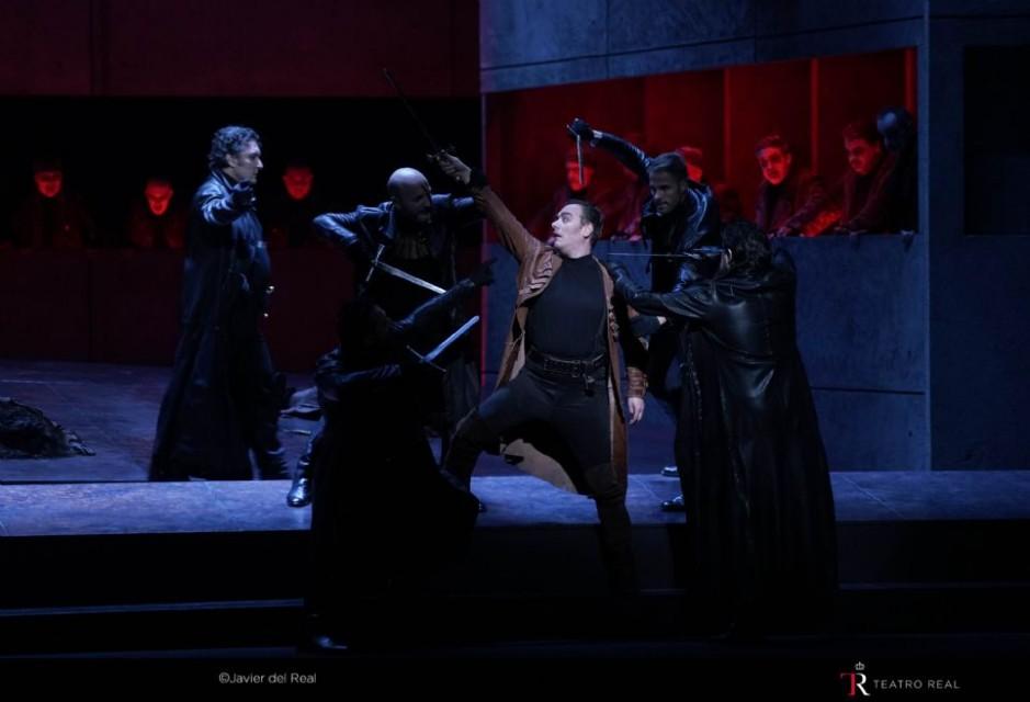 Il Trovatore en el Teatro Real