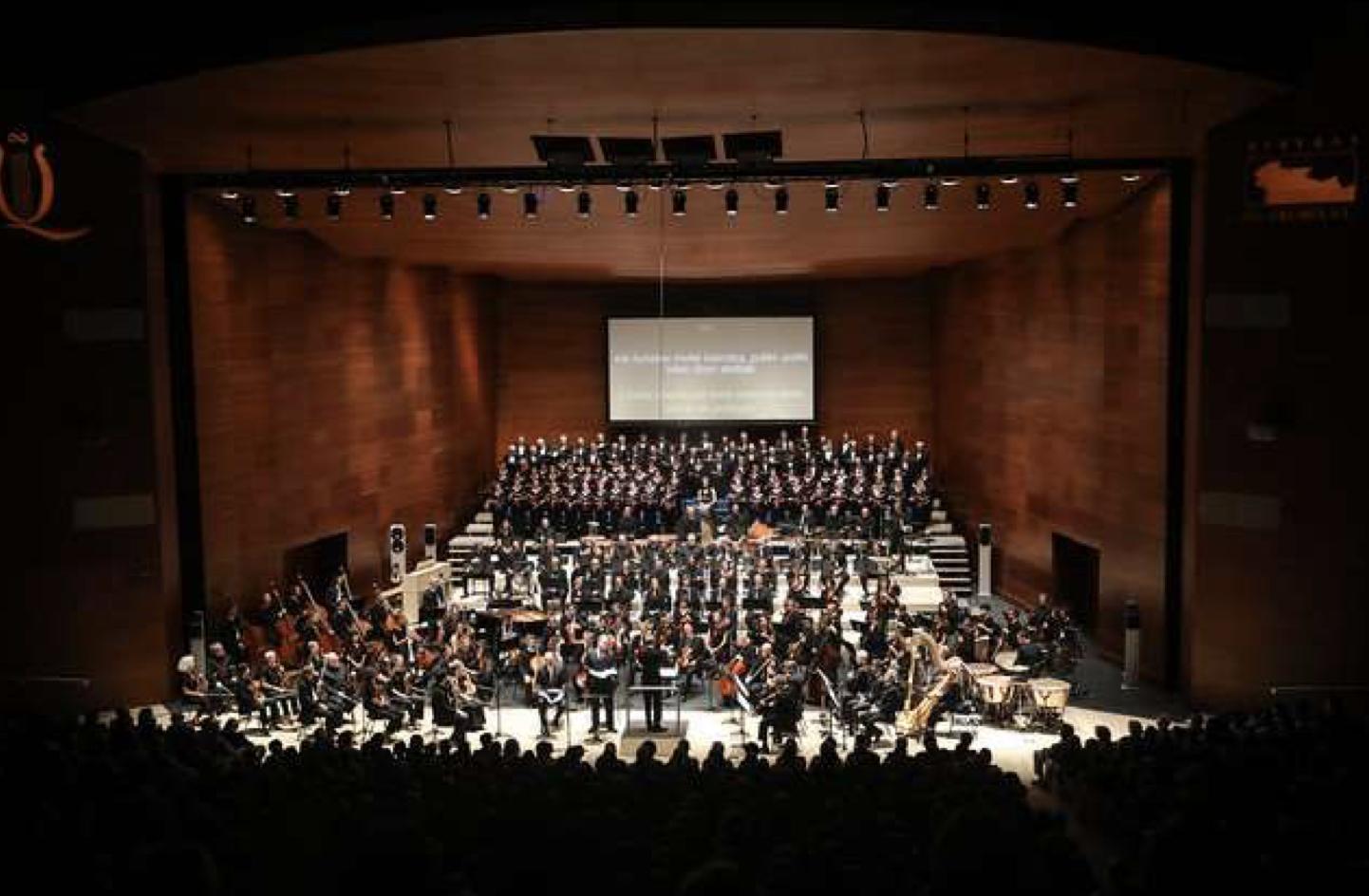 War Requiem en el Kursaal