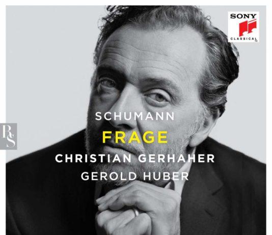Frage: el elocuente Schumann de Christian Gerhaher