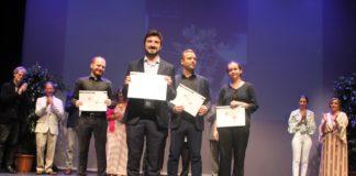 El italiano Mottola copa los tres premios del Tárrega