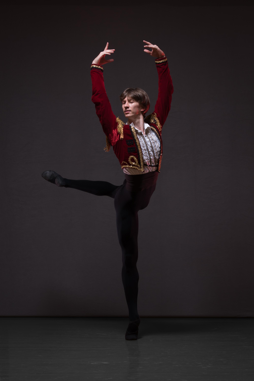 Vadim Muntagirov. Foto Amber Hunt