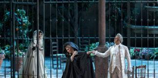 Le Nozze di Figaro en Les Arts. Foto: Miguel Ponce
