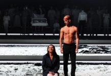 Sandra Cervik (Marie), David Valencia (le fils). Crédit photos : Marie-Laure Briane.