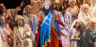 Nabucco en Les Arts