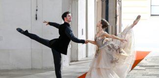 Ballet de la Ópera de Viena, en el Palacio de Invierno de Eugenio de Saboya(1)