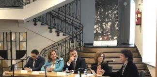 Presentación 59 SMR de Cuenca en el Teatro Monumental de Madrid