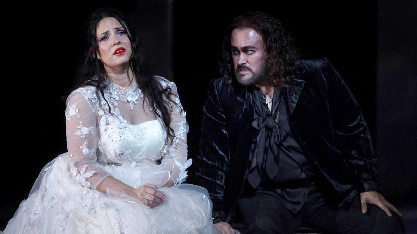 Javier Camarena y Sonya Yoncheva