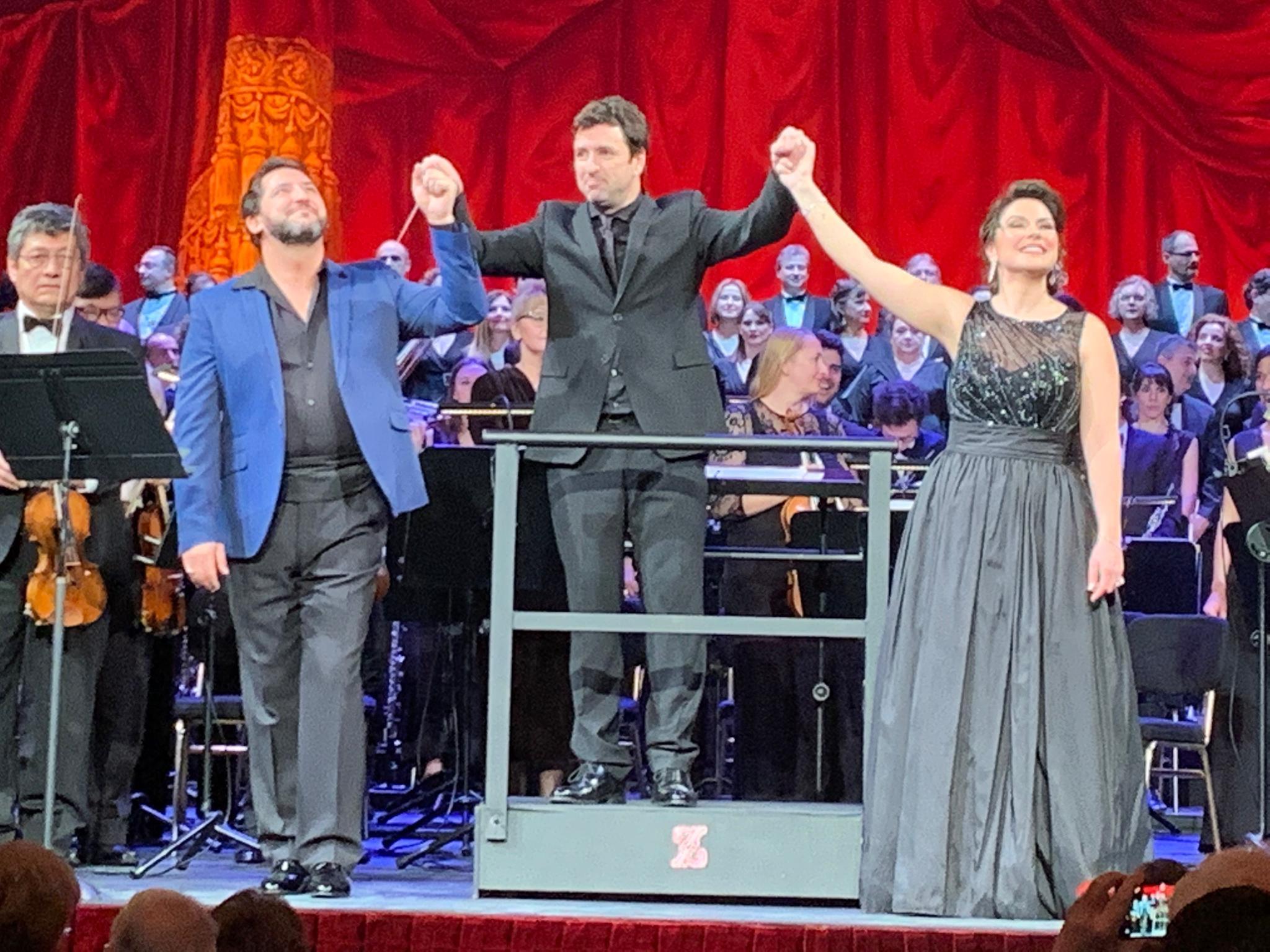 Concierto de Navidad en el Teatro de La Zarzuela