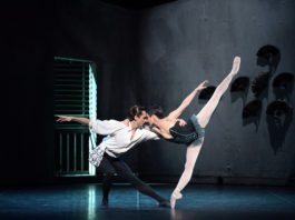 Francesco Gabriele Frola y Tamara Rojo en Carmen - English National Ballet's 70th Anniversary Gala (c) Laurent Liotardo