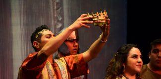 La coronación de Popea