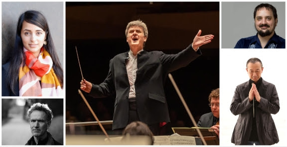 "Seattle Symphony announces 20–21 Season ""Music Unleashed"""