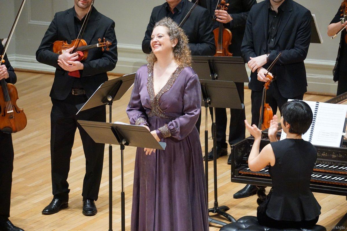 La Venice Baroque Orchestra y Ann Hallenberg