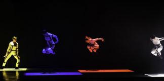 Compañía Cara B Danza. Fotógrafo @BSLG