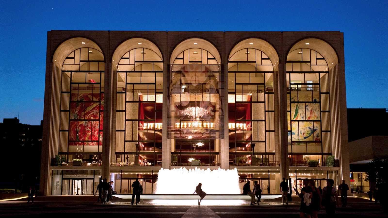 Met announces Week 9 schedule for Nightly Met Opera Streams