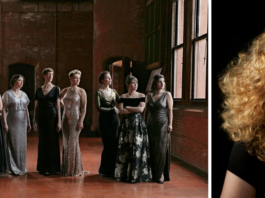 Lorelei Ensemble and Boston Symphony Orchestra Give Northeast Premiere of Julia Wolfe's Her Story