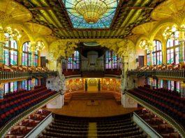 Temporada de verano en el Palau de la Música Catalana