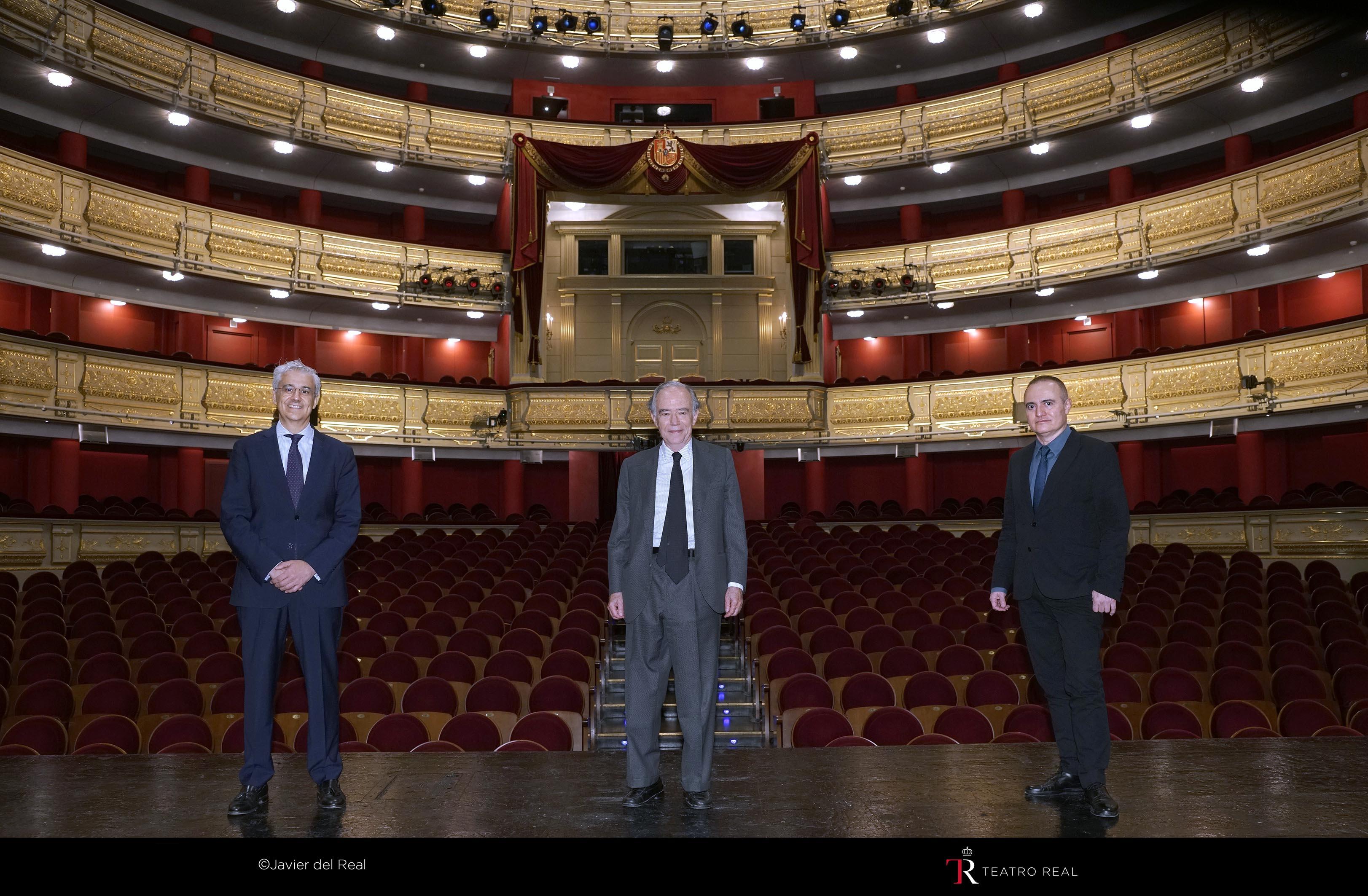 Se presenta la Temporada 2020-2021 del Teatro Real, reivindicando la paulatina vuelta a la normalidad y la confianza en el futuro