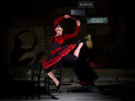 Sara Calero en Fandando Avenue. Foto- marcosGpunto