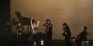 Sara Calero y cuarteto en Fandango Avenue. Foto-David Mudarra
