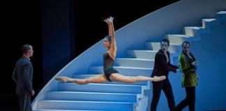 La fierecilla domada de Les Ballets de Monte-Carlo © Festival de Granada | Fermín Rodríguez