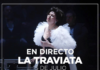 """El Teatro Real ofrece """"La traviata"""""""