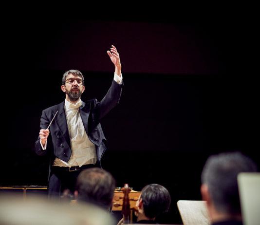 El maestro José Antonio Montaño ®Michal Novak
