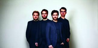 Goldmund Quartet en el Palau de la Música Catalana