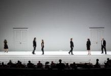 Nueva producción de Così fan tutte, ofrecida por el Festival de Salzburgo en Streaming.