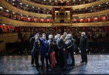 """Plano general del público en la """"Gala Joven"""" en el Teatro Real / Foto: Javier del Real"""