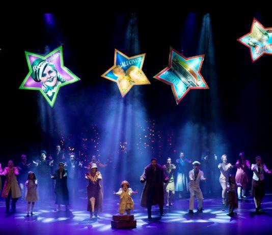 Annie. El Musical, danza, teatro y música para todos, de gira por España Cristina Marinero.