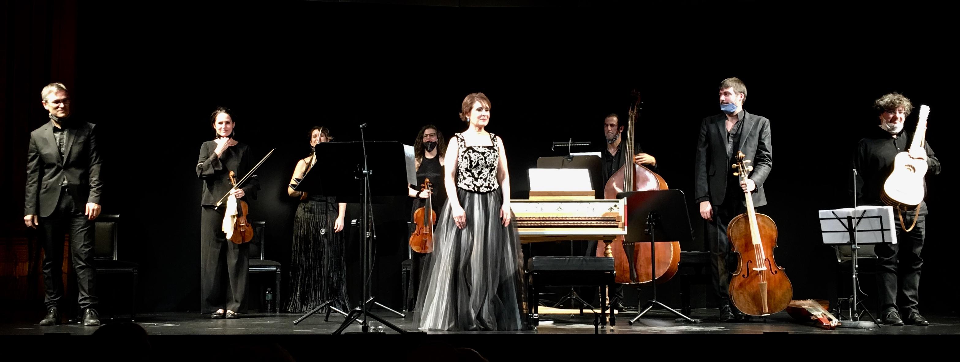 Ecos barrocos en el Teatro de la Zarzuela
