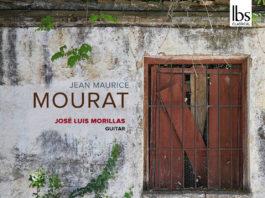 Portada del CD de Jean Maurice Mourat
