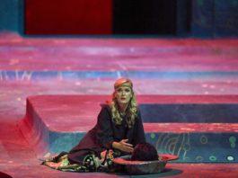 """Salome"" en la Ópera de Viena. Foto: Wiener Staatsoper/Michael Poehn"