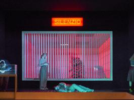 Bajazet en el Theater an der Wien. Foto © Herwig Prammer