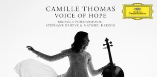Una voz de esperanza en el violenchelo de Camille Thomas