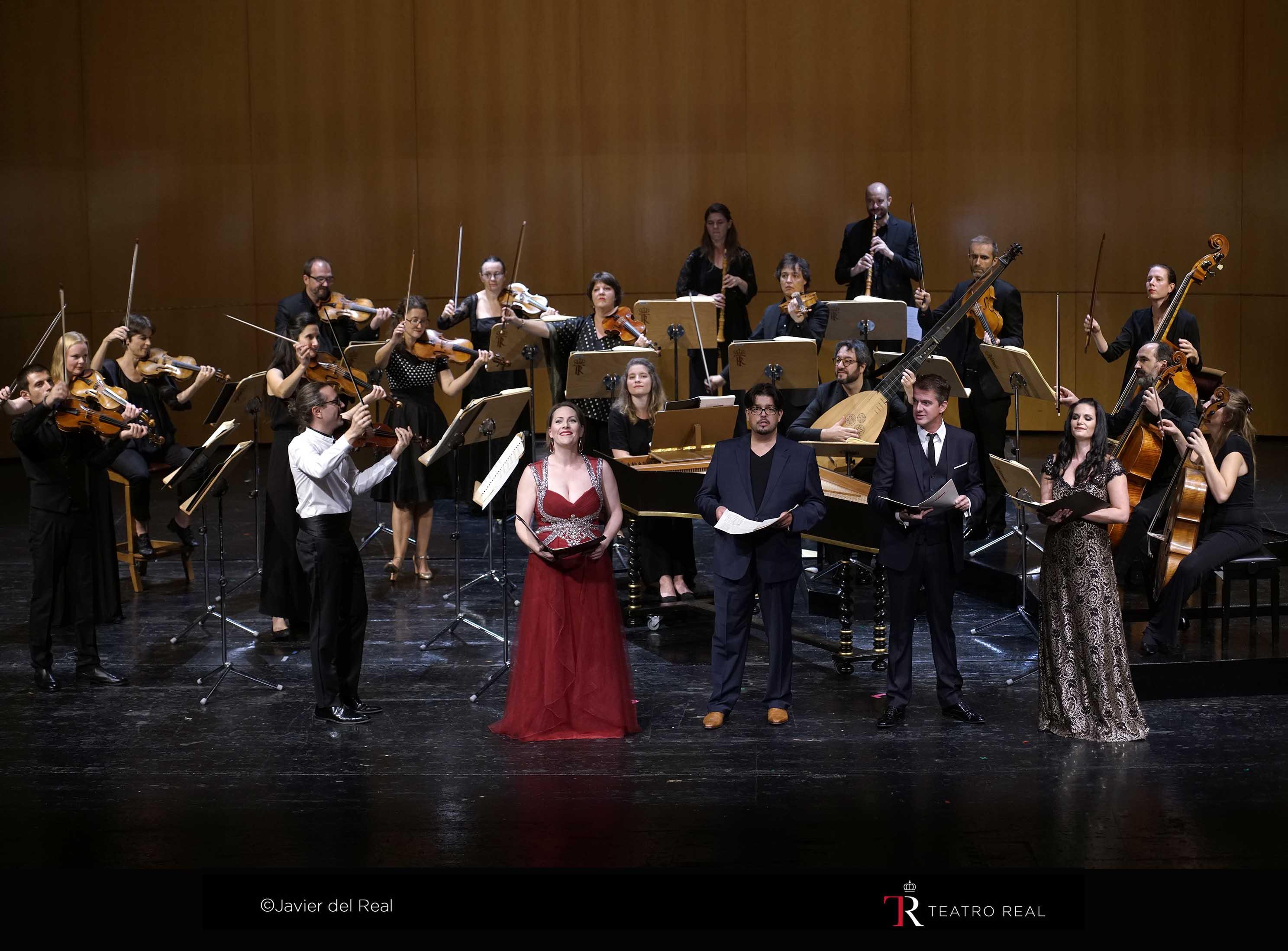 Jaroussky y amigos: Vivaldi de alto voltaje en el Teatro Real