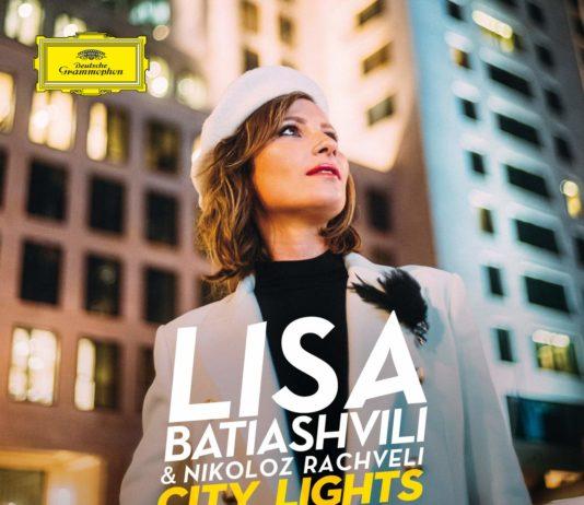 """""""City Lights"""" de Lisa Batiashvili, el violín luminoso"""