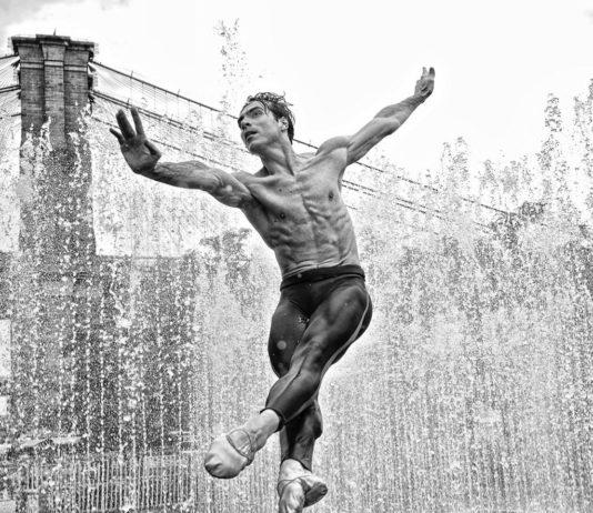 Gonzalo García, el primer bailarín del New York City Ballet