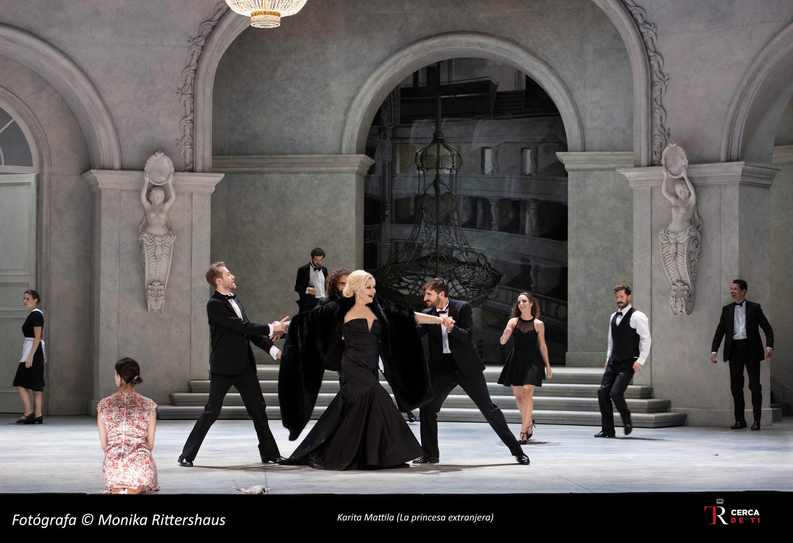Rusalka en el Teatro Real