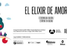 """ADAPTACIÓN DE LA GENIAL ÓPERA DE DONIZETTI """"EL ELIXIR DE AMOR"""", SE ESTRENA EN BILBAO"""