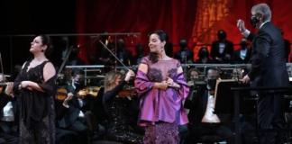 Concierto de Navidad del Teatro de la Zarzuela Por Germán García Tomás