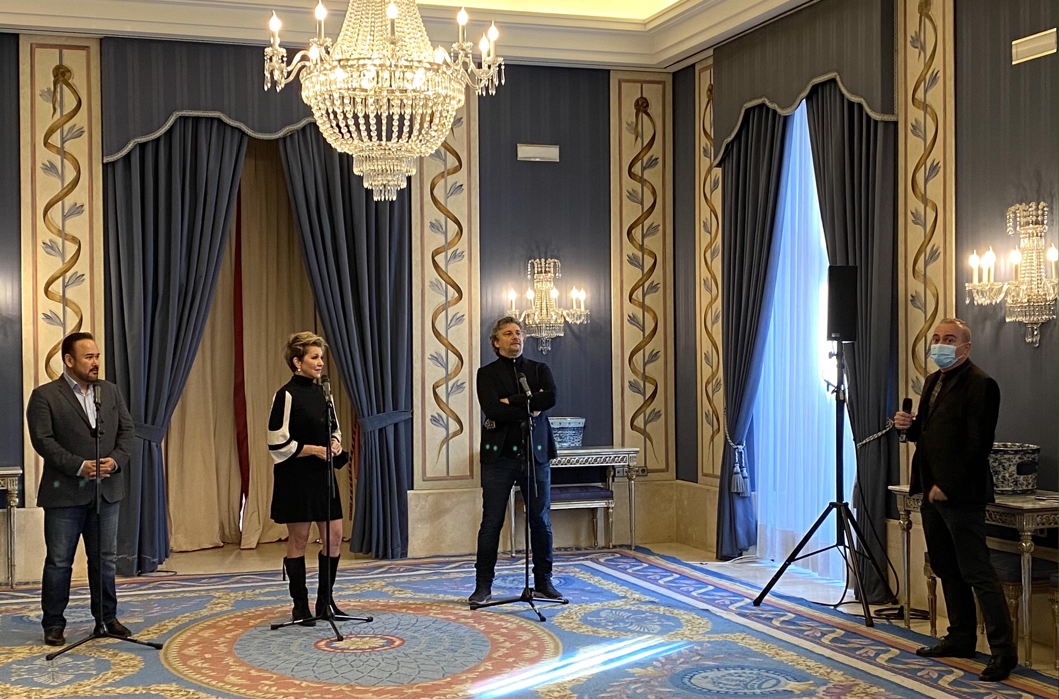 Las Estrellas en el Teatro Real, con Joan Matabosch