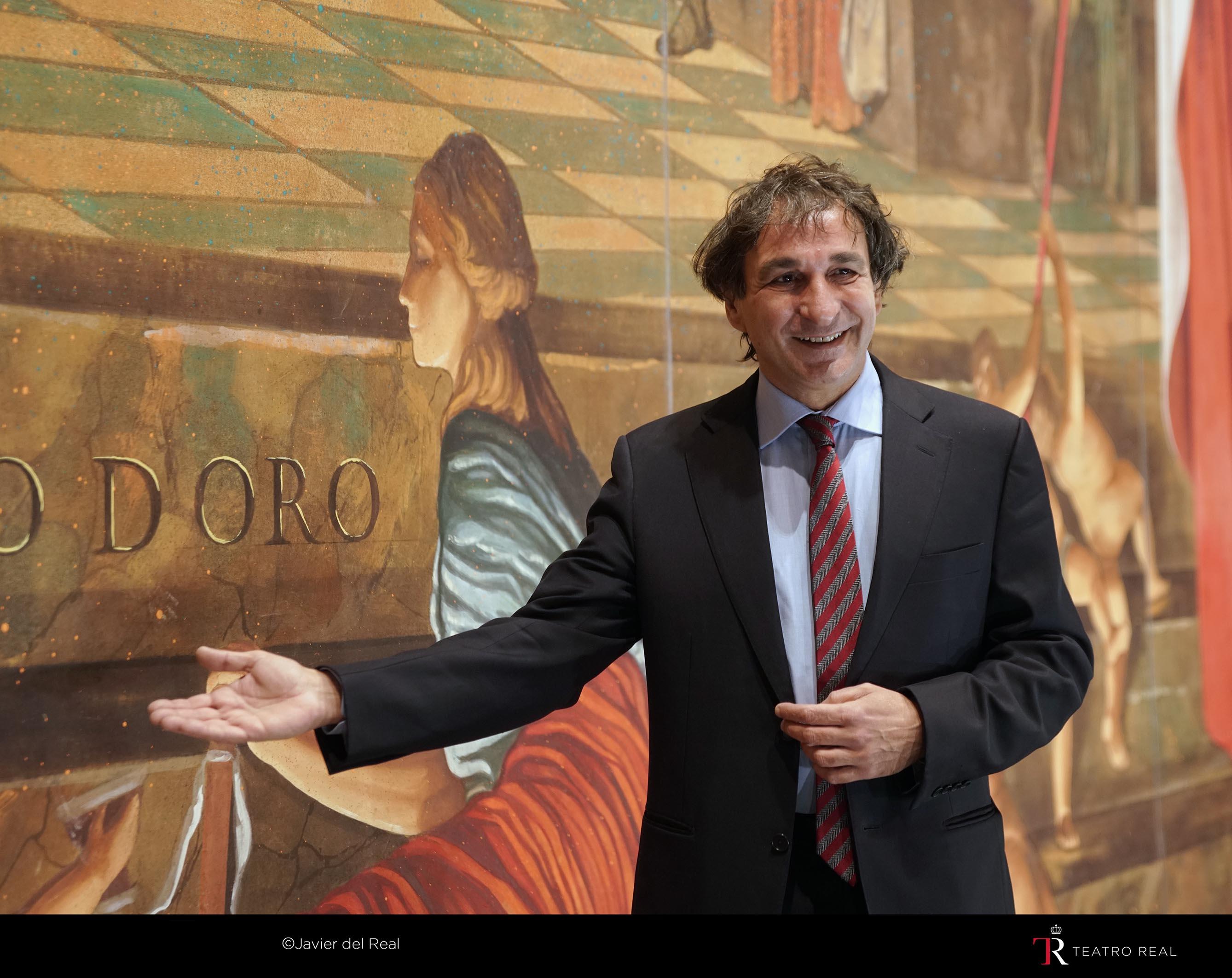 Marco Armiliato, director musical