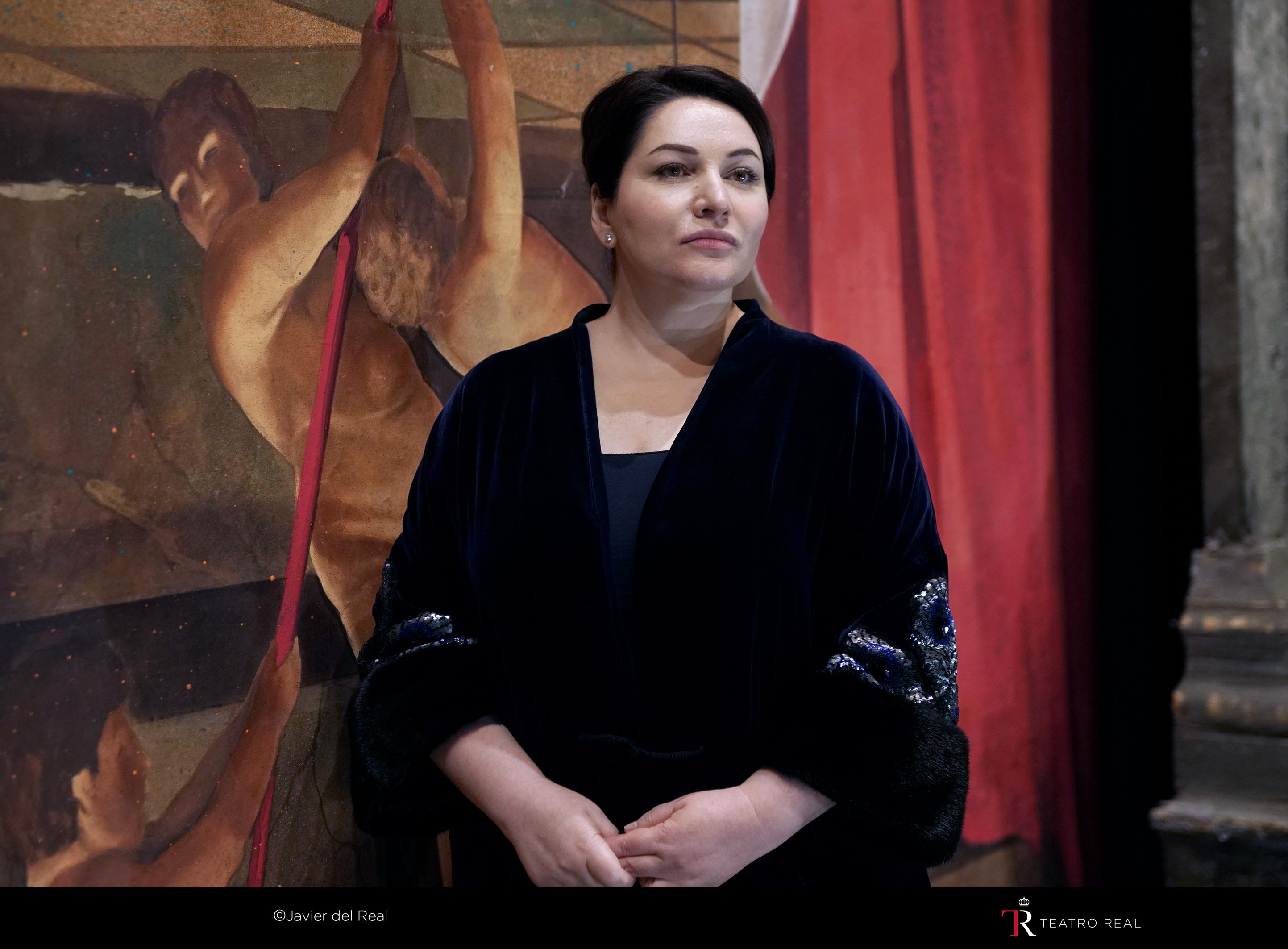 Hibla Gezmava, soprano