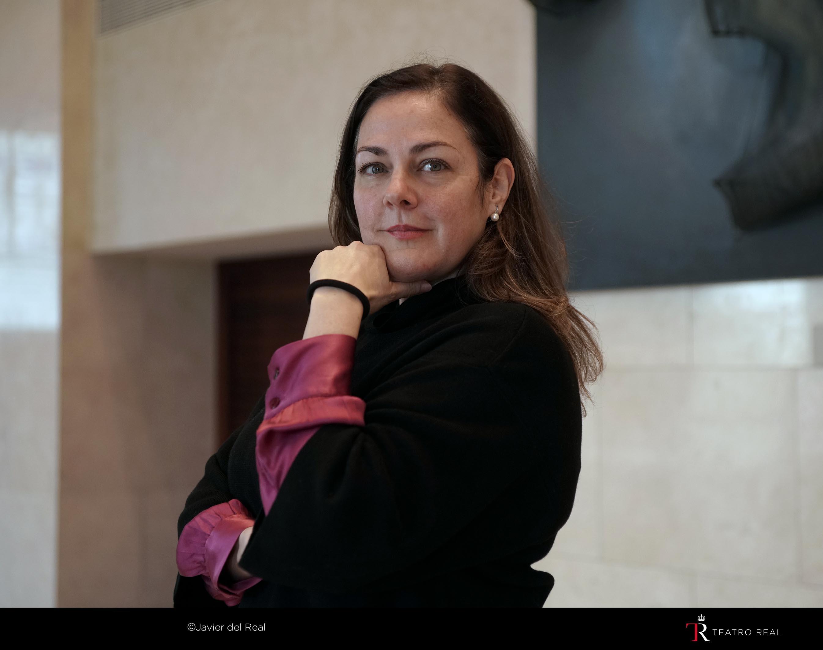 Yolanda Auyanet, soprano