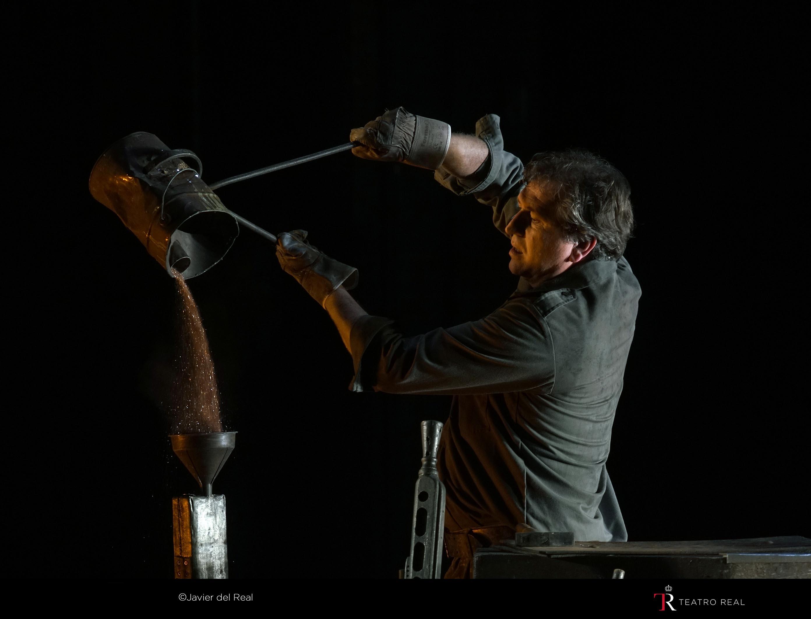 """""""Siegfried"""" en el Teatro Real. Sigfrido en el Teatro Real"""