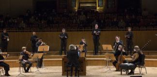 Vox Luminis en el Auditorio Nacional / Foto: Elvira Megías - CNDM